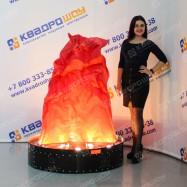 Имитация пламени 3D