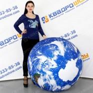 Надувная фигура Планета Земля