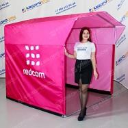Каркасная палатка для промоакций