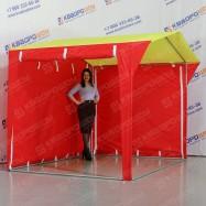 Каркасная палатка для торговли