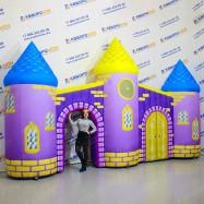 Надувной Замок для представления