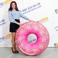 Надувной Пончик