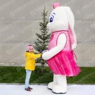 надувная кукла огромный мишка teddy костюм для аниматора