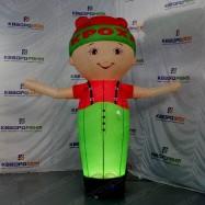 Объемная фигура для рекламы детских товаров