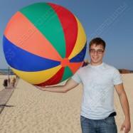 Большой мяч для игры 100см