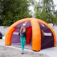 Палатка для рекламы