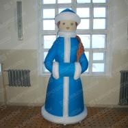 Новогодняя пневмоконструкция Снегурка