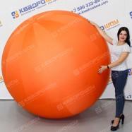 Мяч надувной для проведения игровых эстафет