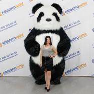 Костюм меховой Панда