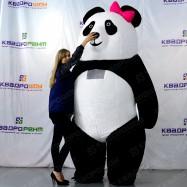Ходячая надувная кукла Панда