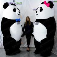 Аэрокостюмы Панды