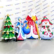 Декорации на Новый Год для оформления