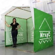 Торговая палатка разборная размером 2х2 метра