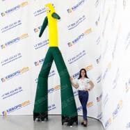 Фигура надувная рекламная Аэромен