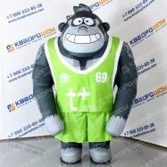 ростовая кукла огромная надувная горилла на заказ