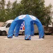 Надувной шатер Ростелеком
