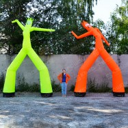 Надувные фигуры Аэромены