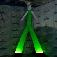 Праздничная декорация с подсветкой Аэромен