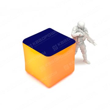 Надувной куб для пейнтбола