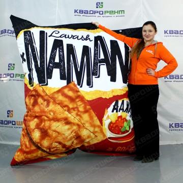 Надувная реклама чипсы