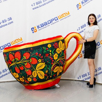 Фигура надувная Чашка