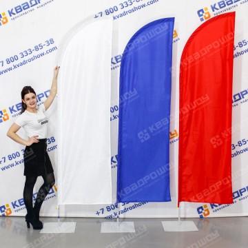 флаги виндер российский триколор на 9 мая
