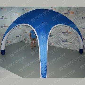 Надувной шатер