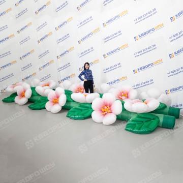 Надувные цветы Яблони