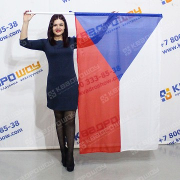 Государственный флаг Чехии