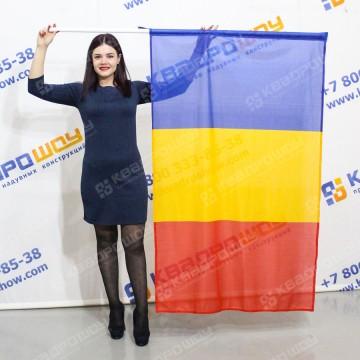 Государственный флаг Румынии