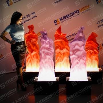 Огонь декорационный