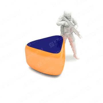 Надувная фигура для пейнтбола Кейк