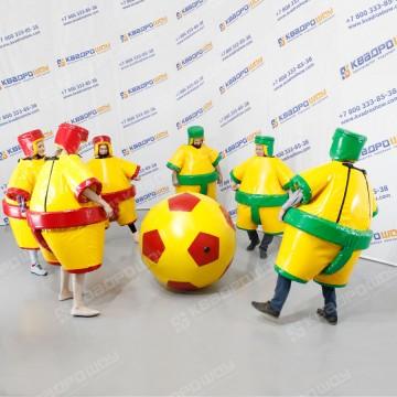 Командная игра Сумобол