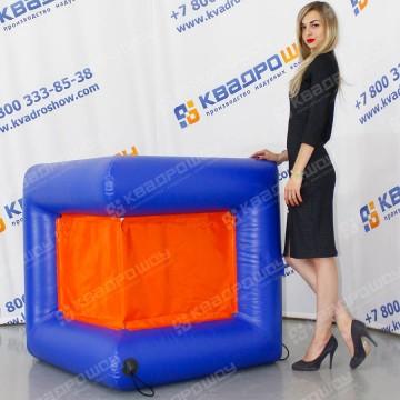 Конструкция надувная для пейнтбола
