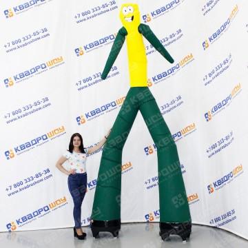 Танцующая фигура Аэромен для рекламы