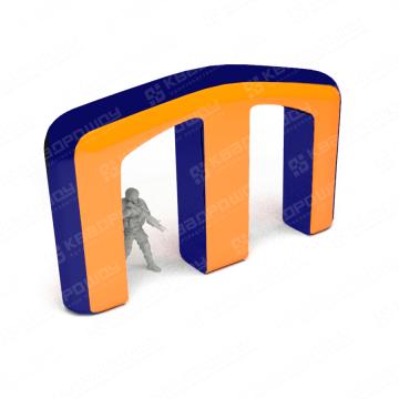Надувные конструкции для пейнтбола