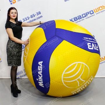 Мяч надувной волейбольный