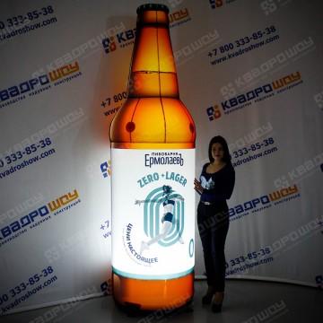 Надувная фигура Бутылка пива