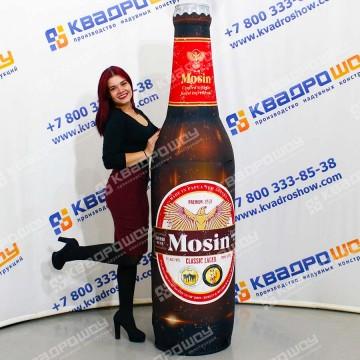 Надувная рекламная Бутылка пива