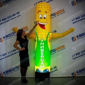Фигура с машущей рукой Кукуруза