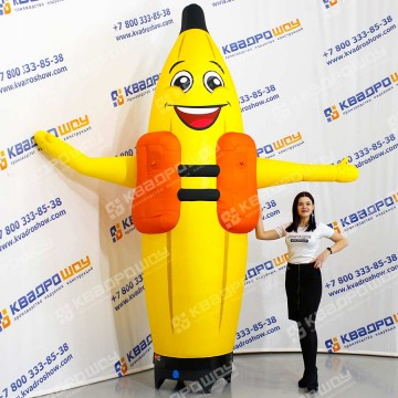 Надувная фигура Банан