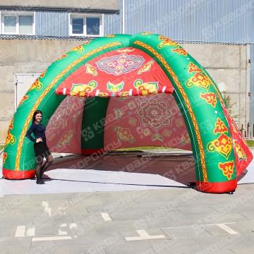 Надувная палатка Сабантуй