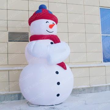 Оформительский Снеговик