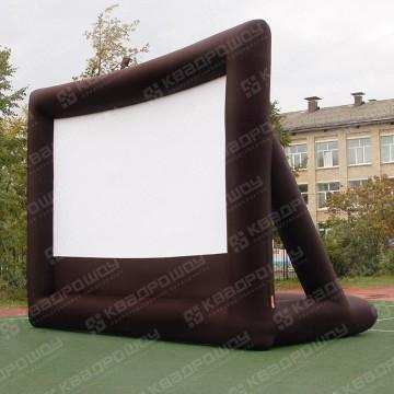 Надувной экран для проектора