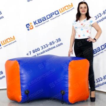 Надувное укрытие для пейнтбола колено