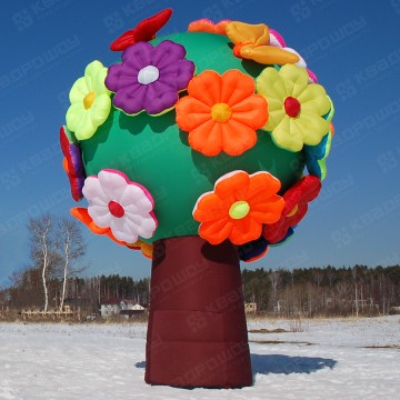 Надувная фигура Дерево