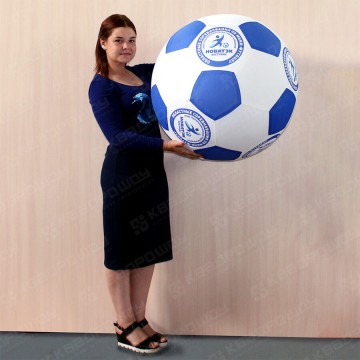 Надувной футбольный мяч для игр со зрителями