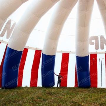 Цирковой мобильный купол