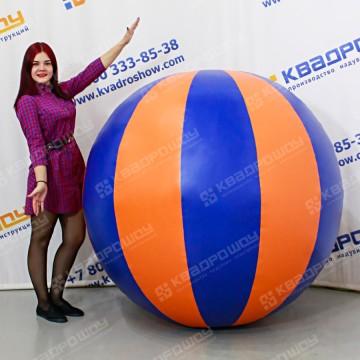 Надувной мяч Долька Пвх