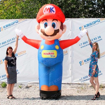 Надувная фигура Марио